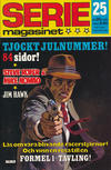 Cover for Seriemagasinet (Semic, 1970 series) #25/1980