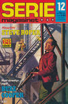 Cover for Seriemagasinet (Semic, 1970 series) #12/1981