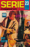 Cover for Seriemagasinet (Semic, 1970 series) #23/1981