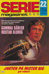 Cover for Seriemagasinet (Semic, 1970 series) #22/1981