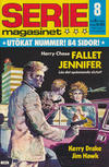 Cover for Seriemagasinet (Semic, 1970 series) #8/1981