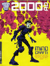 Cover for 2000 AD (Rebellion, 2001 series) #2008
