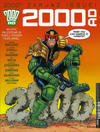 Cover for 2000 AD (Rebellion, 2001 series) #2000