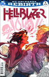Cover for Hellblazer (DC, 2016 series) #6 [Yasmine Putri Cover Variant]