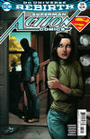 Cover Thumbnail for Action Comics (2011 series) #974 [Gary Frank Variant]