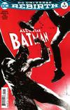 Cover Thumbnail for All Star Batman (2016 series) #5 [Jock Cover Variant]