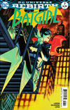 Cover for Batgirl (DC, 2016 series) #7 [Francis Manapul Cover Variant]