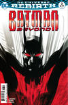 Cover for Batman Beyond (DC, 2016 series) #3 [Dustin Nguyen Cover]