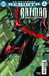 Cover for Batman Beyond (DC, 2016 series) #5 [Nick Bradshaw Cover]