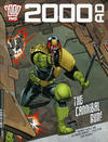 Cover for 2000 AD (Rebellion, 2001 series) #2009