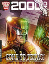 Cover for 2000 AD (Rebellion, 2001 series) #2012