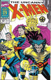 Cover Thumbnail for The Uncanny X-Men (1981 series) #275 [Newsstand Edition]