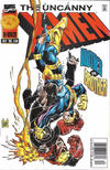 Cover for The Uncanny X-Men (Marvel, 1981 series) #339 [Newsstand]