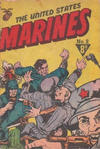 Cover for The United States Marines (Cleland, 1954 series) #2