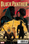 Cover for Black Panther (Marvel, 2016 series) #10 [Paolo Rivera Connecting Cover F Variant]