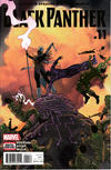 Cover for Black Panther (Marvel, 2016 series) #11