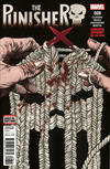 Cover for The Punisher (Marvel, 2016 series) #8