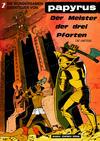 Cover for Die wundersamen Abenteuer von Papyrus (Boiselle-Löhmann-Verlag, 1989 series) #2