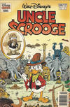 Cover for Walt Disney's Uncle Scrooge (Gladstone, 1993 series) #290 [Newsstand]