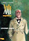 Cover for XIII Mystery (Carlsen Comics [DE], 2010 series) #4 - Colonel Amos