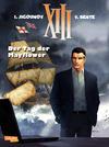 Cover for XIII (Carlsen Comics [DE], 1988 series) #20 - Der Tag der Mayflower
