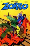 Cover for Zorro (Egmont Ehapa, 1979 series) #6