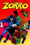 Cover for Zorro (Egmont Ehapa, 1979 series) #7