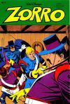 Cover for Zorro (Egmont Ehapa, 1979 series) #8