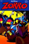 Cover for Zorro (Egmont Ehapa, 1979 series) #9