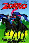 Cover for Zorro (Egmont Ehapa, 1979 series) #11