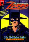 Cover for Zorro (Bastei Verlag, 1991 series) #5