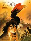 Cover for Zoo (Carlsen Comics [DE], 2001 series) #3