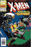 Cover for The Uncanny X-Men Annual (Marvel, 1992 series) #17 [Newsstand Edition]