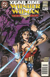 Cover for Wonder Woman Annual (DC, 1988 series) #4 [Newsstand Edition]