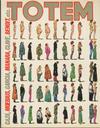 Cover for Totem (Edizioni Nuova Frontiera, 1980 series) #13