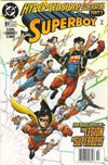 Cover Thumbnail for Superboy (1994 series) #61 [Newsstand]