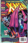 Cover Thumbnail for The Uncanny X-Men (1981 series) #336 [Newsstand]