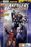 Cover for Avengers Unconquered (Panini UK, 2009 series) #35