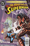 Cover for Adventures of Superman (DC, 1987 series) #563 [Newsstand]