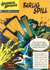 Cover for Hemmelig brigade (Illustrerte Klassikere / Williams Forlag, 1965 series) #5