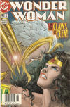 Cover Thumbnail for Wonder Woman (1987 series) #182 [Newsstand Edition]