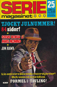 Cover Thumbnail for Seriemagasinet (Semic, 1970 series) #25/1980