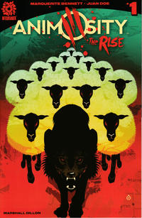 Cover Thumbnail for Animosity: The Rise (AfterShock, 2017 series) #1