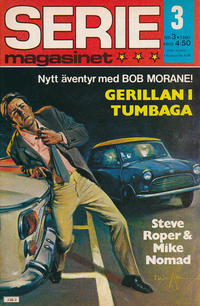 Cover Thumbnail for Seriemagasinet (Semic, 1970 series) #3/1980