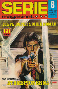 Cover Thumbnail for Seriemagasinet (Semic, 1970 series) #8/1980