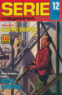 Cover Thumbnail for Seriemagasinet (Semic, 1970 series) #12/1981