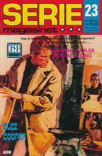 Cover Thumbnail for Seriemagasinet (Semic, 1970 series) #23/1981