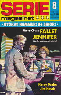 Cover Thumbnail for Seriemagasinet (Semic, 1970 series) #8/1981