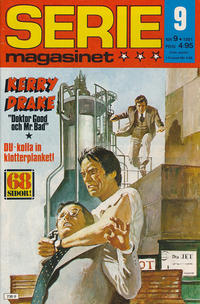 Cover Thumbnail for Seriemagasinet (Semic, 1970 series) #9/1981