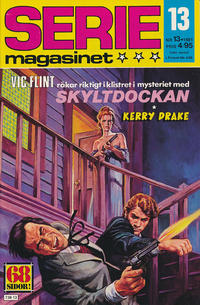 Cover Thumbnail for Seriemagasinet (Semic, 1970 series) #13/1981